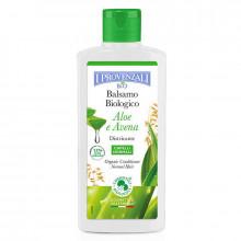 I Provenzali Распутывающий бальзам для придания блеска волосам с соком алое и экстрактом овсэ Aloe