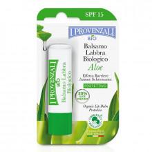 I Provenzali Защитный и смягчающий бальзам для губ с соком алоэ Aloe