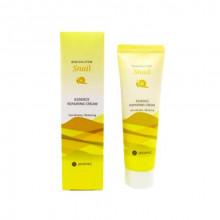 Jkosmec Крем для лица восстанавливающий с муцином улитки Skin solution