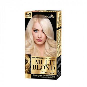 Joanna Осветлитель для волос 4-5 тонов Multi Blond Super