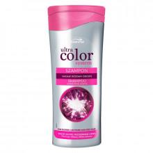Joanna Розовый шампунь для светлых и седых волос Ultra Color System - Для окрашенных (арт.23504)