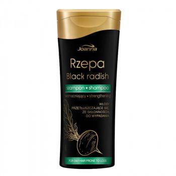 Joanna Укрепляющий шампунь для жирных волос Black Radish