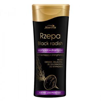 Joanna Укрепляющий шампунь для тонких волос Black Radish