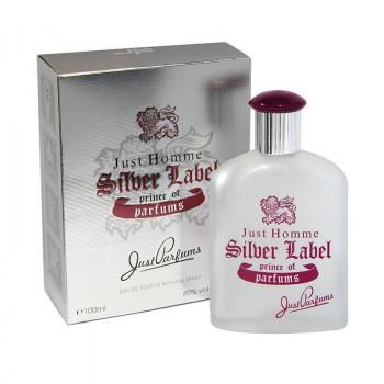 Just Parfums Мужская туалетная вода Whisky Silver Label
