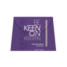 Keen Сыворотка для объема волос в ампулах Keratin Volumen Serum