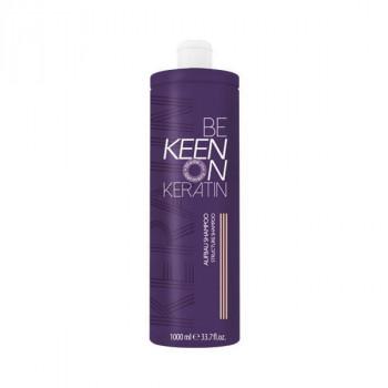 Keen Восстанавливающий шампунь для волос Keratin Aufbau Shampoo