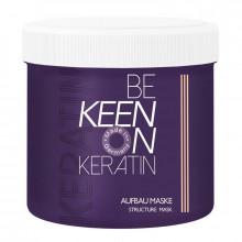 Keen Восстанавливающая маска для волос с кератином Keratin Aufbau Mask