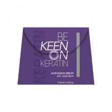 Keen Сыворотка для усталых волос в ампулах Keratin Anti Aging Serum