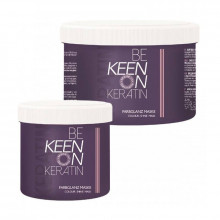 """Keen Маска для волос с кератином """"Стойкость цвета"""" Keratin Farbglanz Mask (500 мл)"""