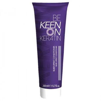 """Keen Кондиционер для волос """"Серебристый эффект"""" Keratin Silver Effect Conditioner"""