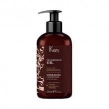 Kezy Кондиционер увлажняющий и разглаживающий для всех типов волос Incredible Oil
