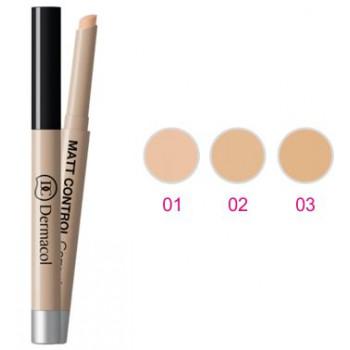 Dermacol Make-Up Корректор с маскирующим и матирующим эффектом Matt Control Corrector