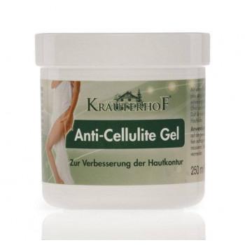 Krauterhof Антицеллюлитный гель с согревающим эффектом Anti Cellulite