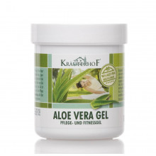 Krauterhof Гель для ухода за кожей после занятий спортом Aloe Vera Gel