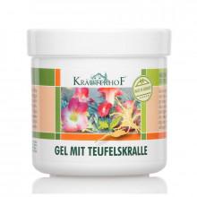 Krauterhof Согревающий гель для тела с экстрактом когтя дьявола Gel Mit Teufelskralle
