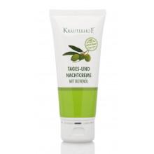 Krauterhof Крем для лица универсальный с оливкой Tages-Und Nahctcreme