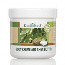 Krauterhof Крем для тела с маслом ши Body Creme Mit Shea Butter