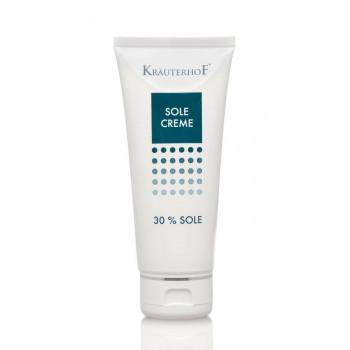 Krauterhof Крем для увлажнения тела с 30% солевым раствором Sole Creme