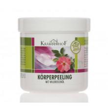 Krauterhof Пилинг для тела с маслом дикой розы