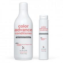 Krom Кондиционер, поддерживающий цвет с растительными полиглицеридами Color Advance