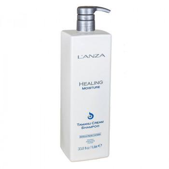 L'anza Увлажняющий шампунь с маслом таману Healing Moisture Tamanu Cream Shampoo