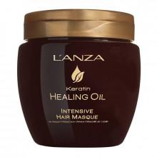 L'anza Маска для интенсивного восстановления волос с кератиновым эликсиром Keratin Healing Oil Intensive Hair Masque