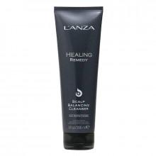 L'anza Очищающий шампунь для волос и кожи головы Healing Remedy Scalp Balancing Cleanser