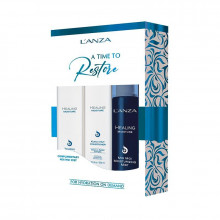 L'anza Набор для всех типов волос Moisture Trio Box