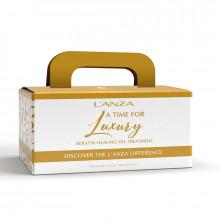 L'anza Эликсир с кератиновым маслом Keratin Healing Oil Treatment Box Hair