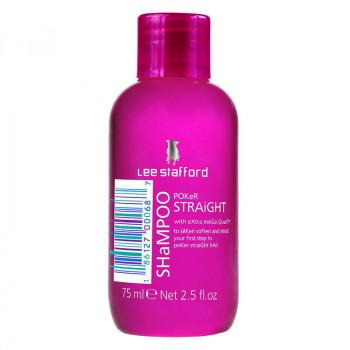 Lee Stafford Шампунь для выпрямления волос Poker Straight Shampoo