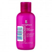 Lee Stafford Кондиционер для выравнивания волос с термозащитой Poker Straight Conditioner