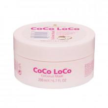 Lee Stafford Увлажняющая маска для волос с кокосовым маслом Coco Loco Coconut Mask