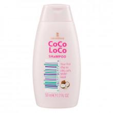 Lee Stafford Увлажняющий шампунь для волос с кокосовым маслом Coco Loco Shampoo