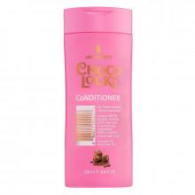 Lee Stafford Кондиционер для гладкости и блеска волос с экстрактом какао Choco Locks Conditioner
