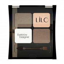 Lilo Набор для моделирования бровей Eyebrow Designer