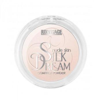 LuxVisage Пудра компактная Silk Dream