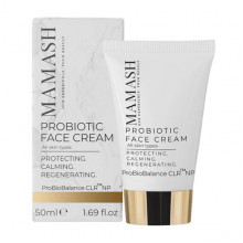 Mamash Organic Восстанавливающий крем для всех типов кожи лица с пробиотическим комплексом