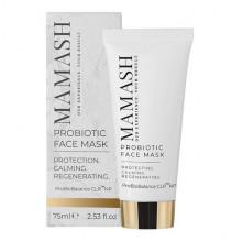 Mamash Organic Восстанавливающая крем-маска для лица с пробиотическим комплексом