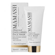 Mamash Organic Активный успокаивающий лосьон для чувствительной кожи лица с растительным комплексом