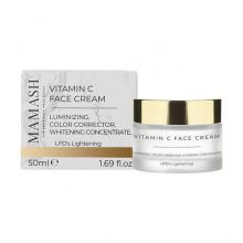 Mamash Organic Антиоксидантный крем для выравнивания цвета кожи с витамином С