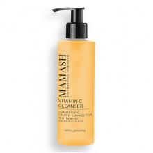 Mamash Organic Антиоксидантный гель для умывания и выравнивания цвета кожи с витамином С