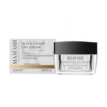Mamash Organic Питательный дневной крем для лица с экстрактом черной икры