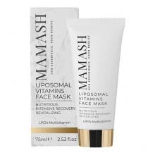 Mamash Organic Активная кремовая маска для лица с мультивитаминным комплексом