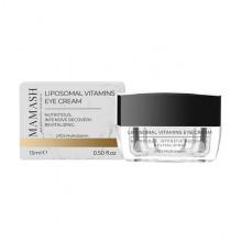 Mamash Organic Насыщенный крем для области вокруг глаз с мультивитаминным комплексом