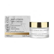 Mamash Organic Дневной крем для обновления кожи с комплексом анти-стресс