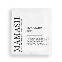 Mamash Organic Энзимный пилинг для лица с экстрактом папайи и ананаса