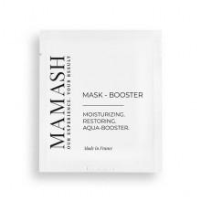 Mamash Organic Глубоко увлажняющая тканевая маска для наполнения кожи с гиалуроновой кислотой