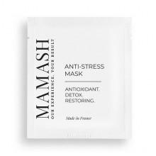 Mamash Organic Тканевая маска моментального действия для обновления кожи с комплексом Антистресс