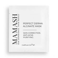 Mamash Organic Альгинатная маска для усовершенствования проблемной кожи с растительным комплексом