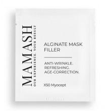 Mamash Organic Моделирующая альгинатная маска-филлер моментального действия